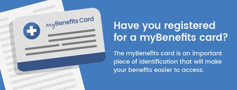 Benefits Card