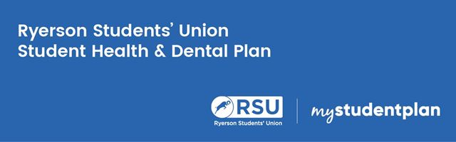 Ryerson Students' Union Mobile Header