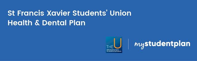 St Francis Xavier Students' Union Mobile Header